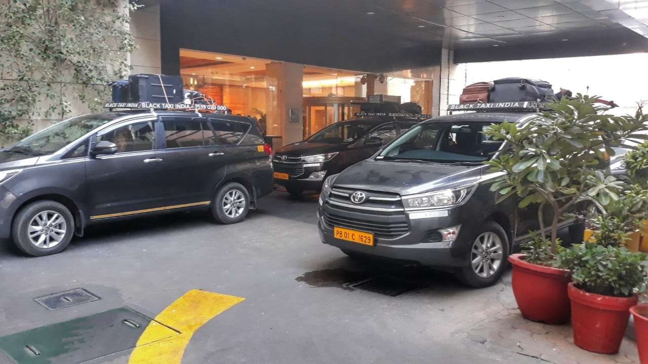 Taxi Operators in Chandigarh