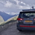 Chandigarh to Dalhousie Taxi